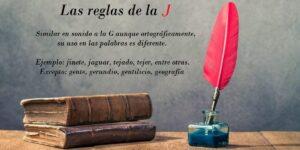 Reglas de la J
