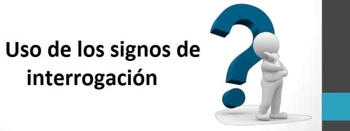 Signos de interrogación 2