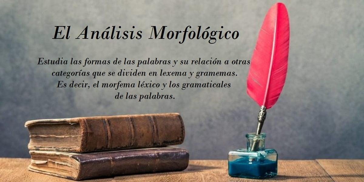 análisis Morfológico