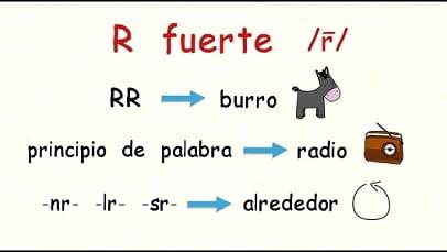 reglas de la r - rr 3