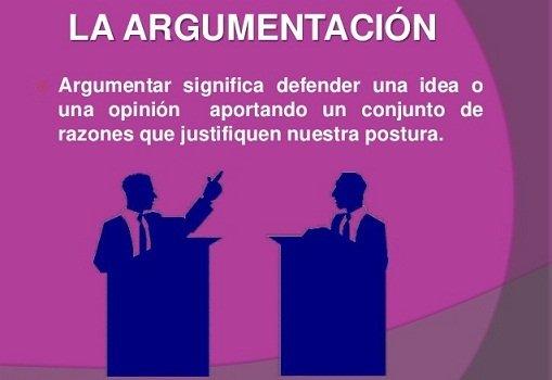tipos de argumentación 1