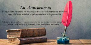 Anacoenosis. Definición y 5 ejemplos