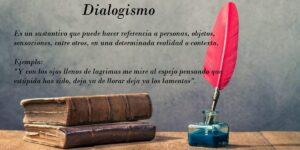 Dialogismo ¿Qué es? y 4 Ejemplos