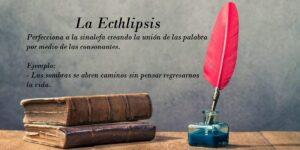 Ecthlipsis