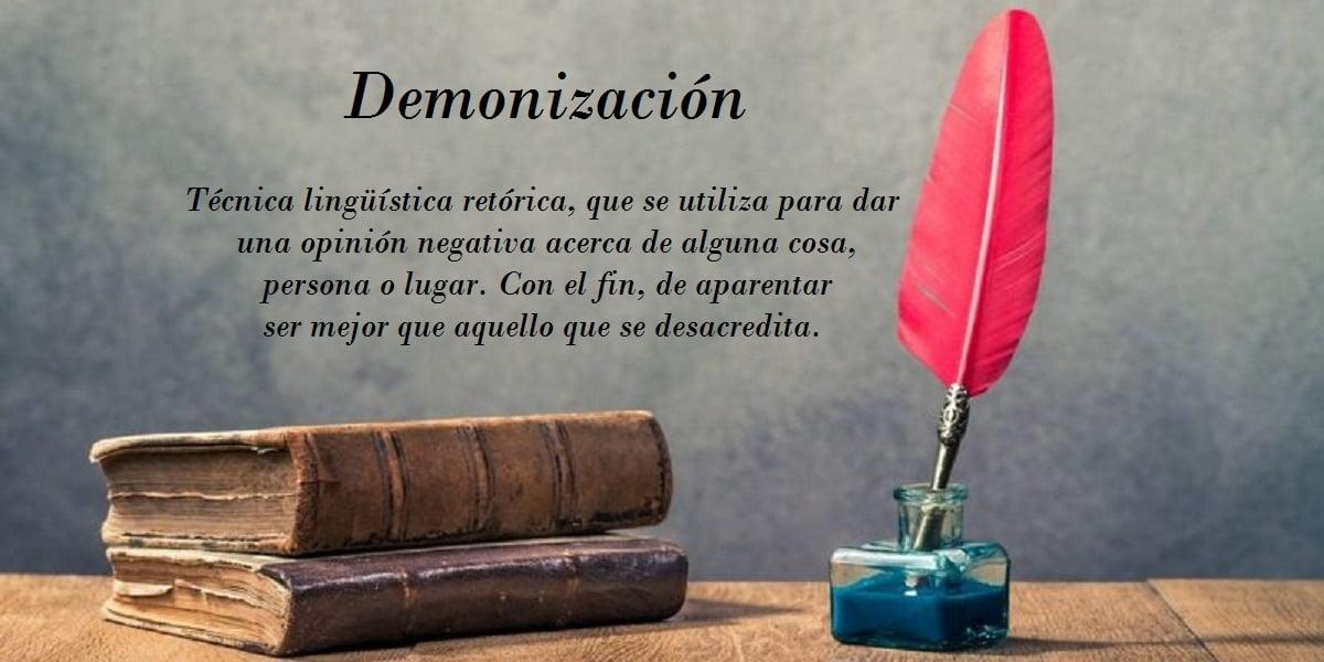 demonización