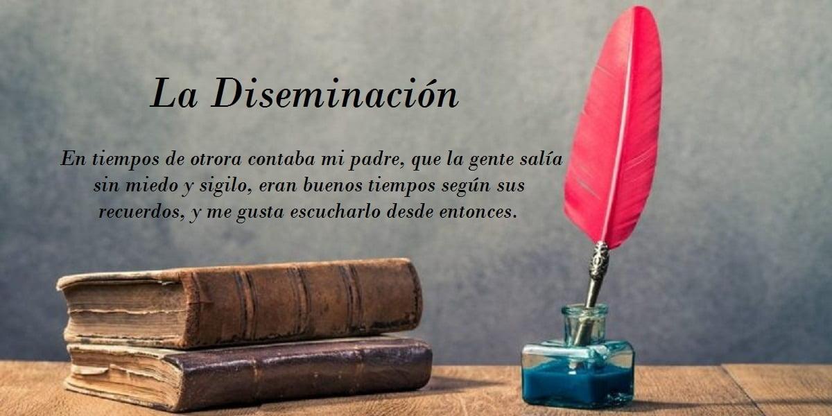 diseminación