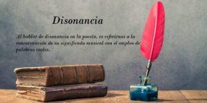 disonancia