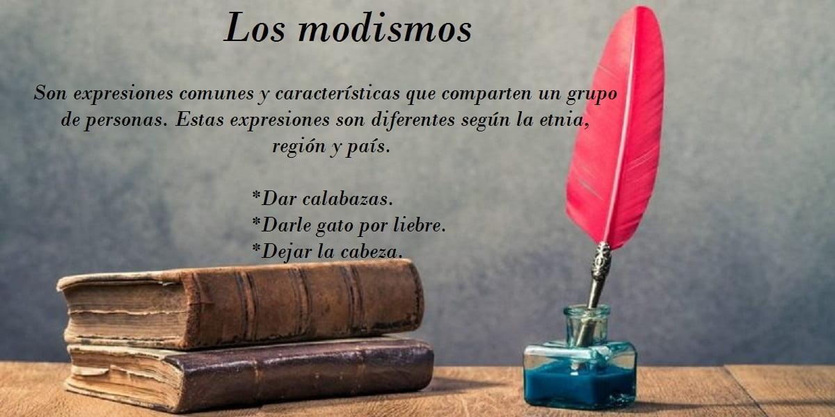 modismos