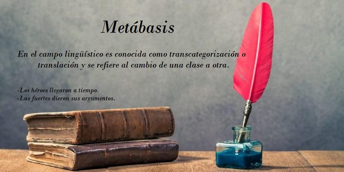 Metábasis