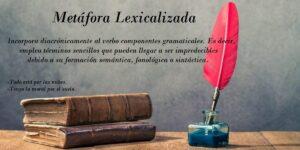 Metáfora Lexicalizada