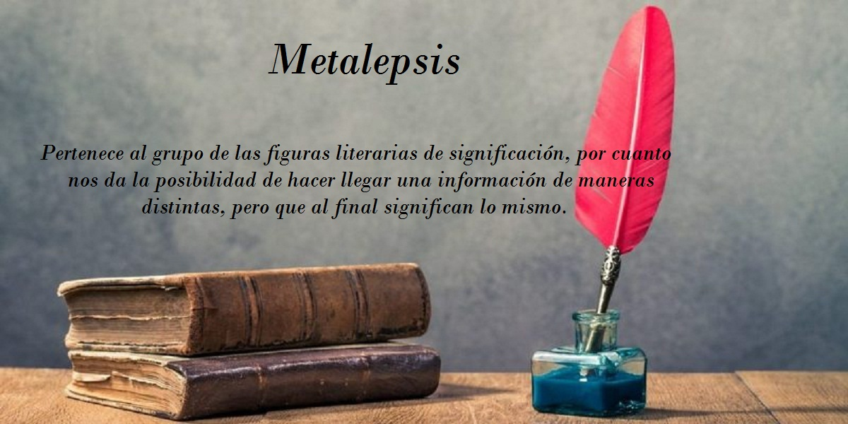 Metalepsis