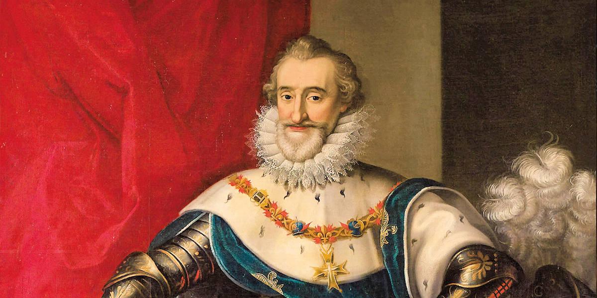 Enrique IV de Francia
